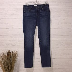 LOFT Curvy Straight Jeans - 10/30